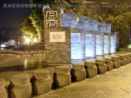 商业圈夜游亮化商-思迪恩简述城市景观照明优化的依据(续)