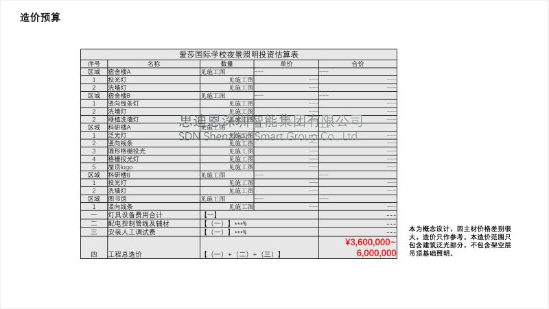 广州爱莎国际学校景观照明与楼体亮化设计概念方案领秀(二)-7