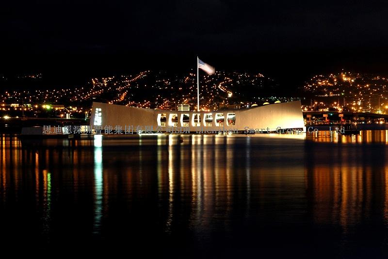 景区亮化工程商思迪恩简述城市照明总体规划的全面性(续)