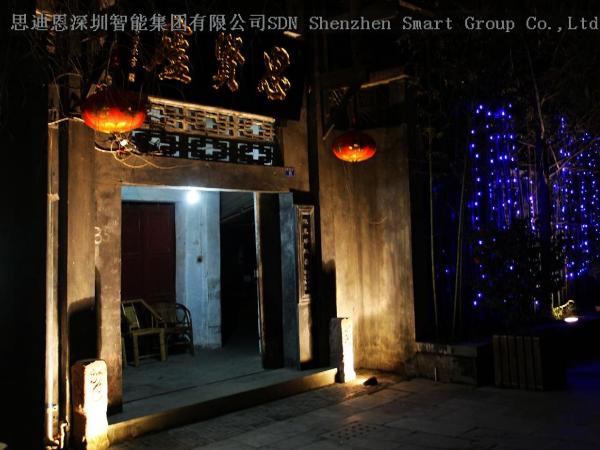园区夜游亮化商-思迪恩简述建筑光源之特殊热辐射光源