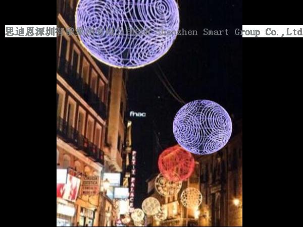 山体夜游亮化工程思迪恩简述照明灯具附件交底