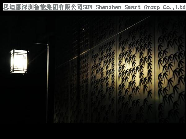 景区夜游亮化工程商思迪恩简述各类灯具的选型之灯具按使用光源分类