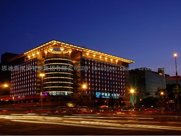 城市亮化工程公司SDN简述城市规划类建筑类经济类资料的收集(续)
