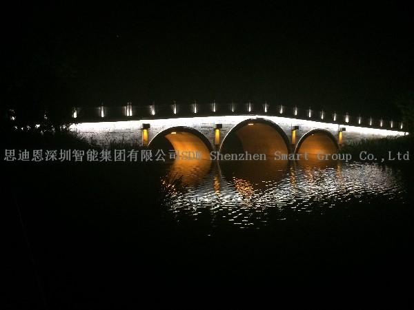 亮化照明设计-工程商思迪恩简述城市夜景照明艺术(续)