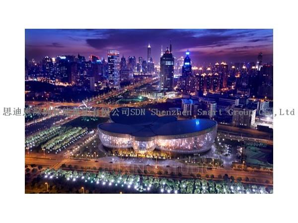 街区夜游亮化-思迪恩简述商业建筑照明设计之照明方式(续)
