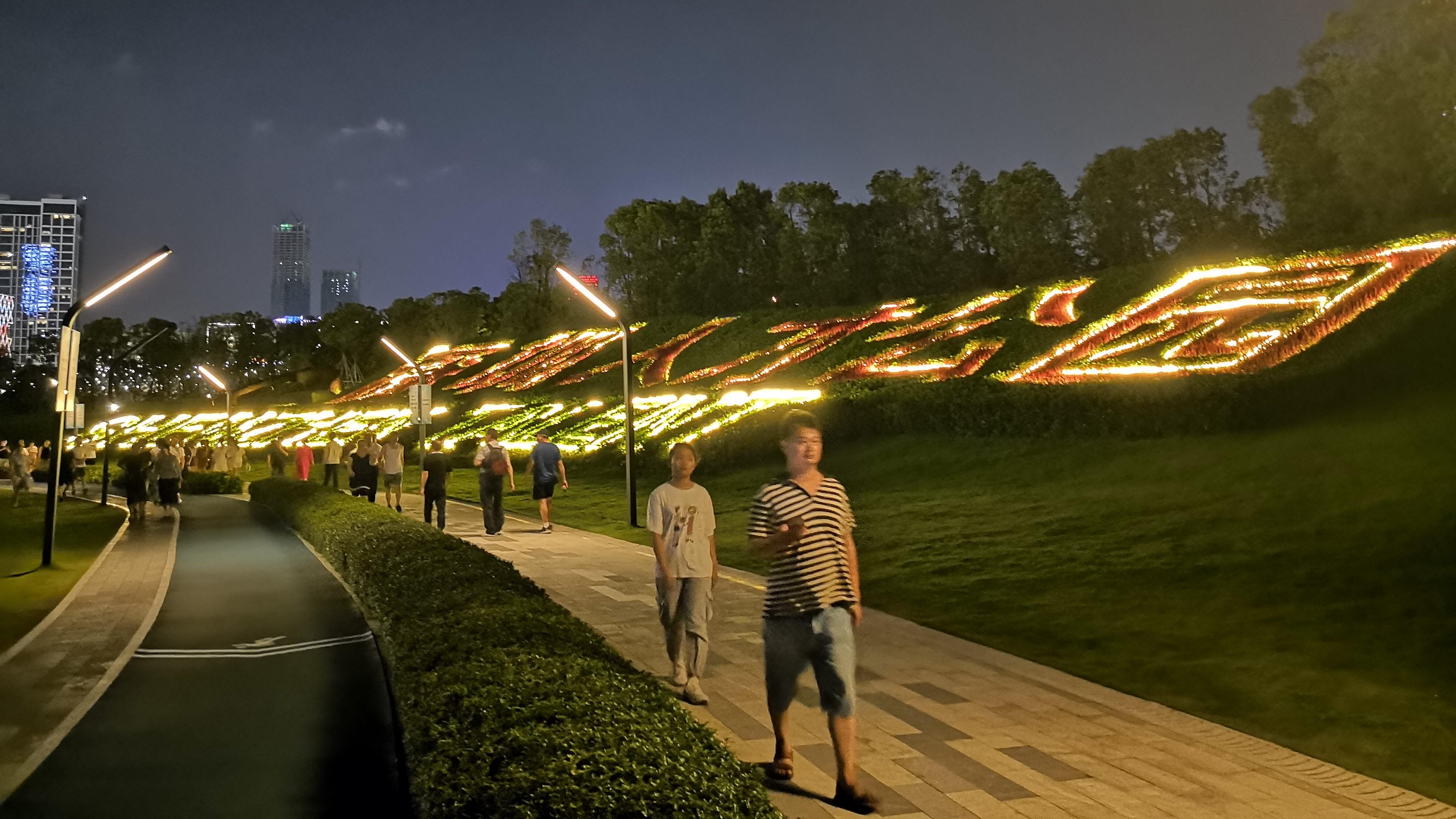 思迪恩园林景观照明设计景观亮化工程 更科技化+更智能化