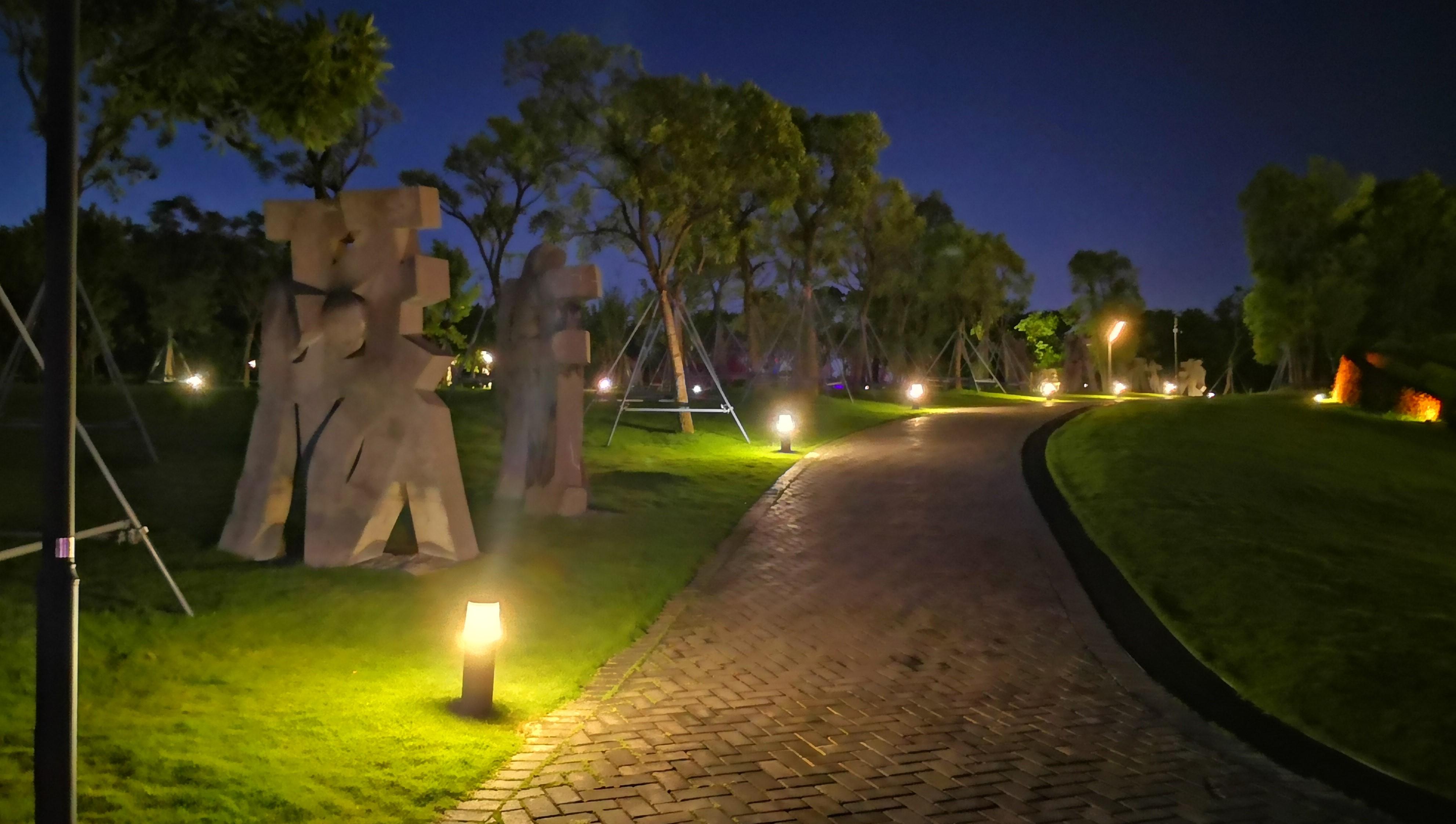 思迪恩园林景观照明设计景观亮化工程 更娱乐化+更精致化