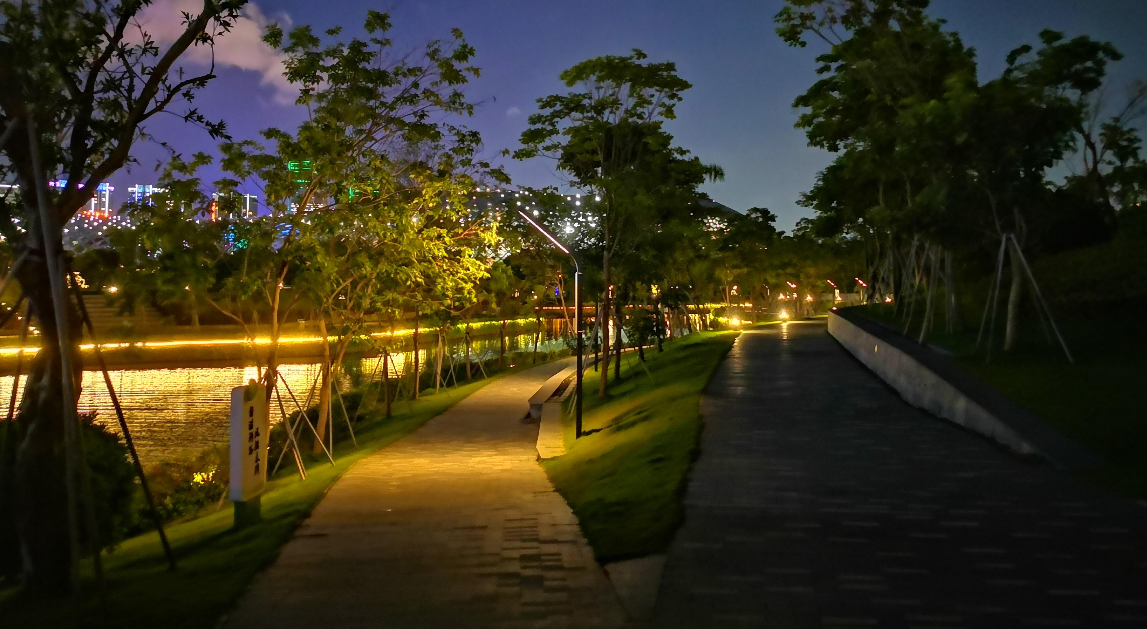 思迪恩园林景观照明设计景观亮化工程 更潮流化+更生态化