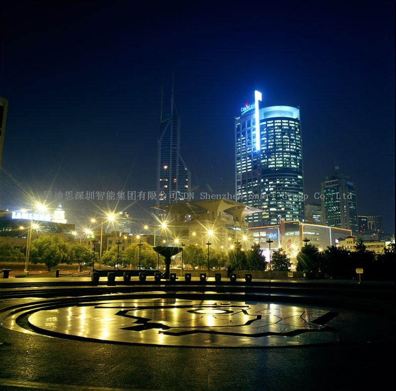 园区夜游亮化--思迪恩简述景观照明设计表现的基本元素