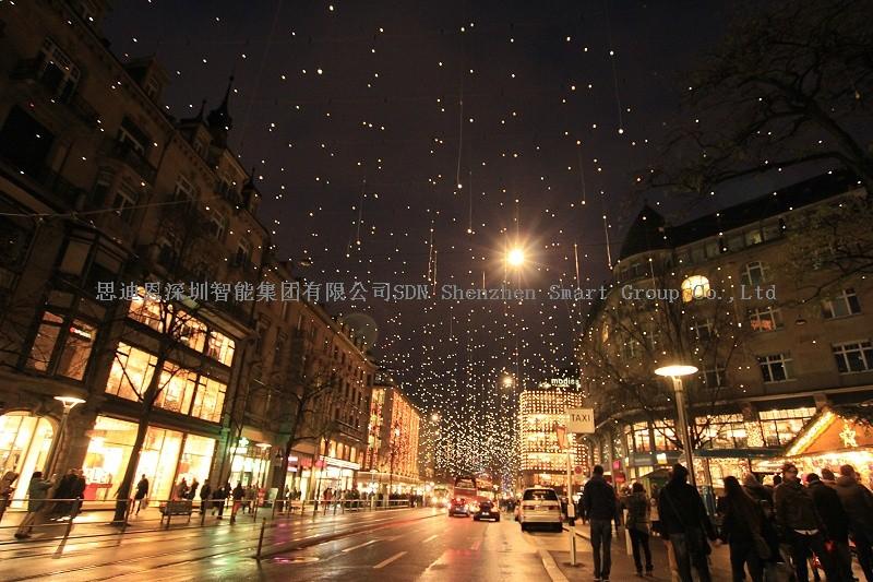 照明亮化工程-商思迪恩简述照明设计之艺术照明设计(续3)