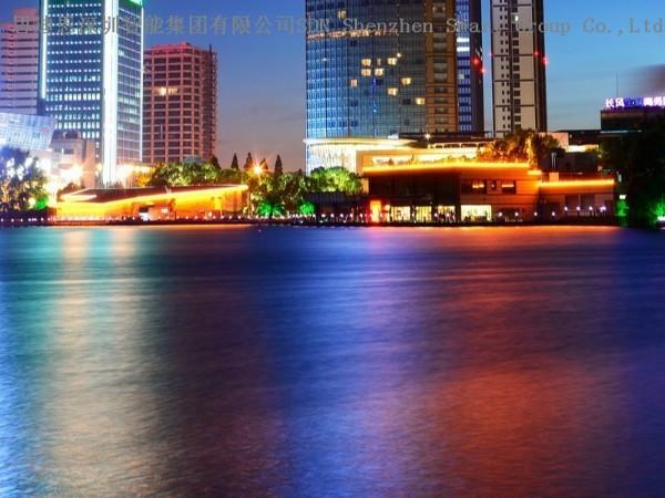 小镇夜游亮化商思迪恩简述城市夜景照明设计的基本要求