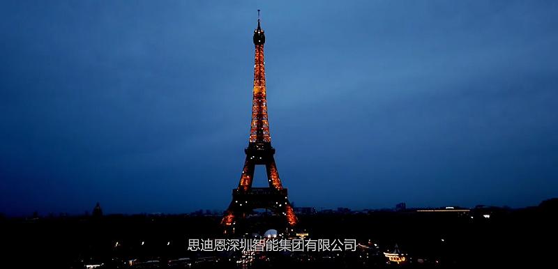 积极参与深圳世界之窗夜景景观与亮化工程设计提升-3