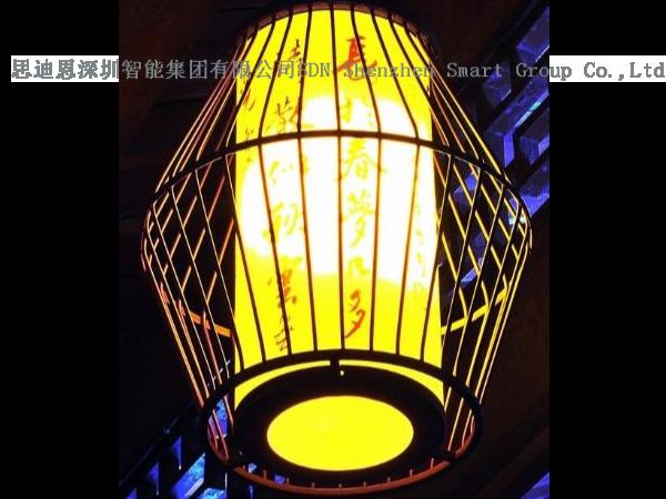 山体夜游亮化工程思迪恩简述使用与维护交底之保证设计效果的完整