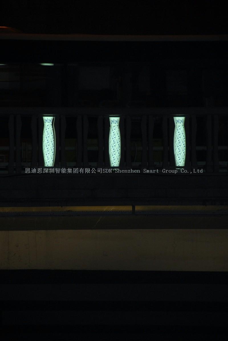 夜游-亮化工程思迪恩简述照明测量之室外体育场照明照度测量