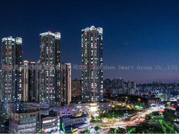 灯光设计-工程商-思迪恩简述城市夜景照明艺术