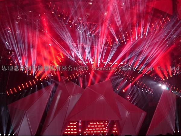LED楼体亮化方案怎么做?