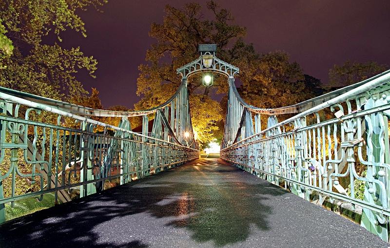 亮化夜游工程商思迪恩简述城市照明发展的内动力社会因素的影响