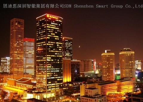 商业圈夜游亮化商思迪恩简述绿色照明的贯彻实施之节能型照明方案