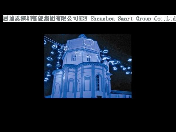 园区夜游亮化工程思迪恩简述照明控制系统交底之照明控制的类型