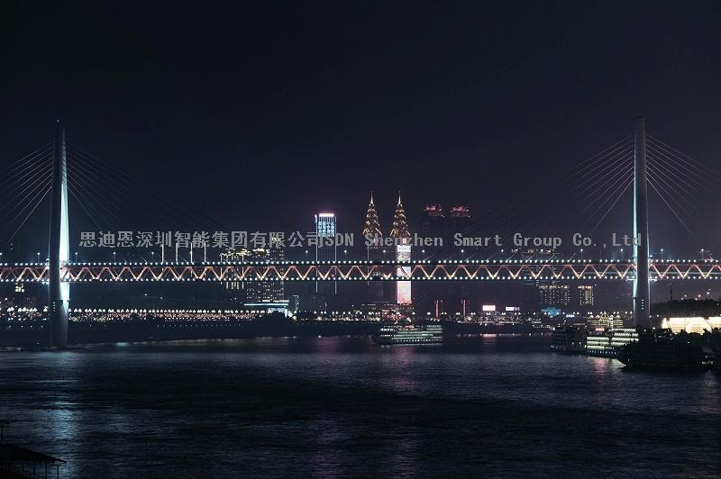 夜游亮化工程商思迪恩简述城市照明规划的内容