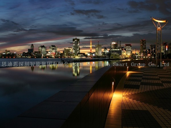 街区夜游亮化思迪恩简述商业建筑照明设计之照明方式