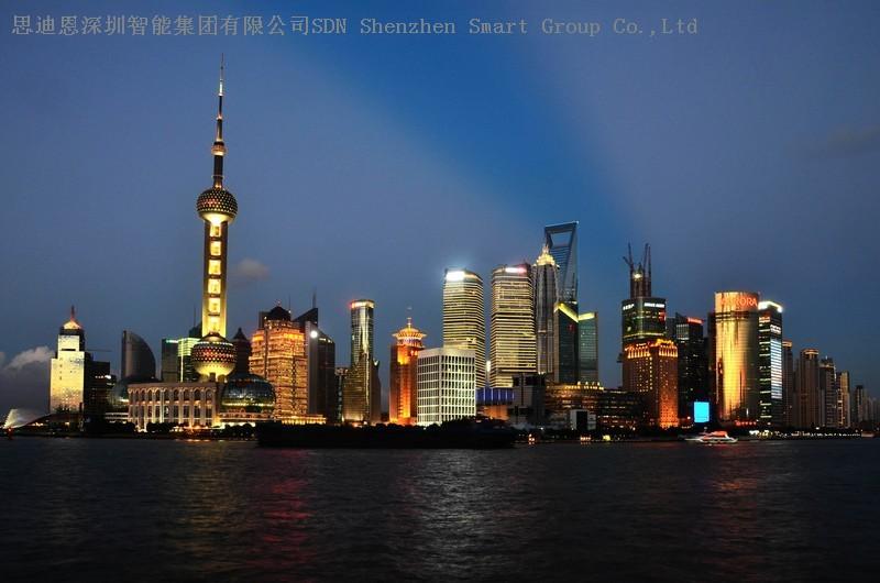 街区夜游亮化商-思迪恩简述城市功能照明设计优化之选用高-效的灯具