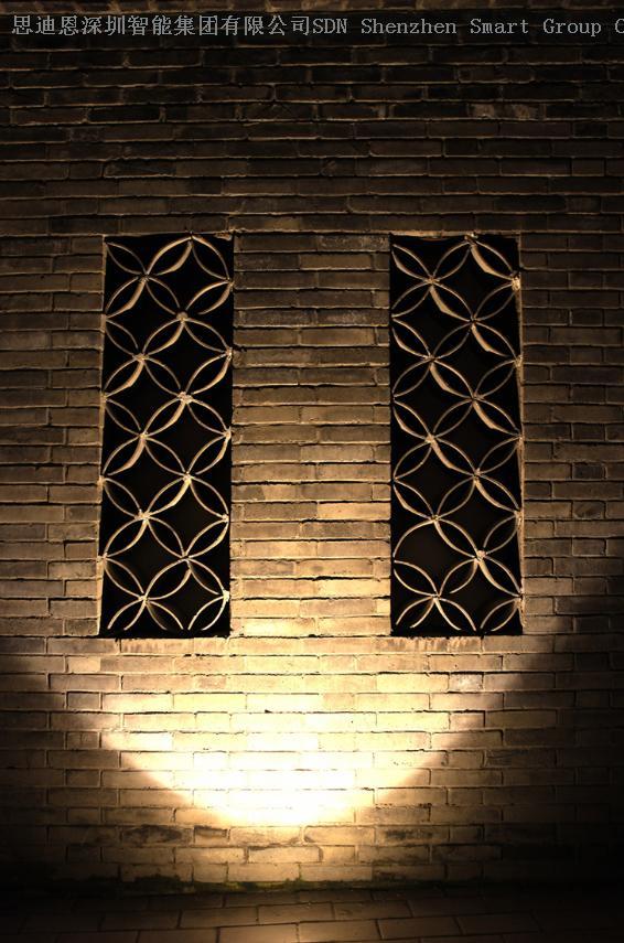 主题夜游亮化商-思迪恩简述各类建筑光源的选型之荧光高压汞灯
