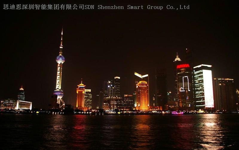 乡村夜游亮化商思迪恩简述城市夜景照明设计之影响照明节电的因素