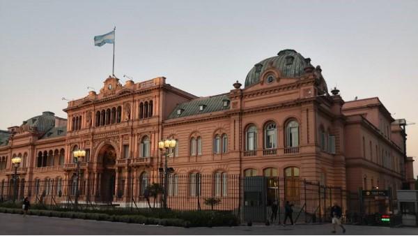思迪恩公司对阿根廷首都五月广场城市夜景与楼体亮化赏析