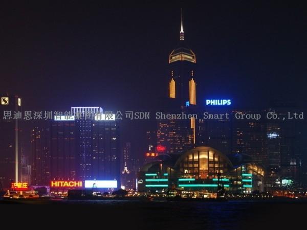 园区夜游亮化--思迪恩简述景观照明设计表现的基本元素(续)