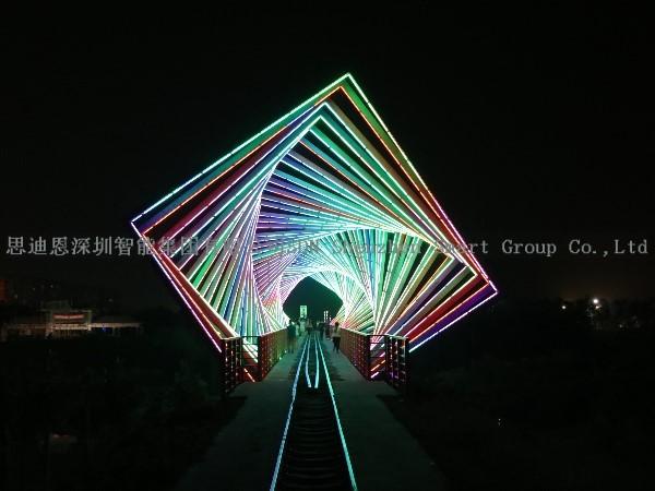 工程亮化照明公司思迪恩简述线的定义和特征