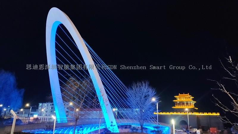 城市照明亮化工程商-思迪恩简述照明方案设计之商业建筑照明