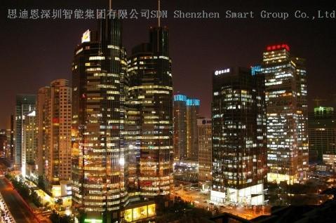 乐园夜游亮化商思迪恩简述城市夜景照明设计之应用新型光源