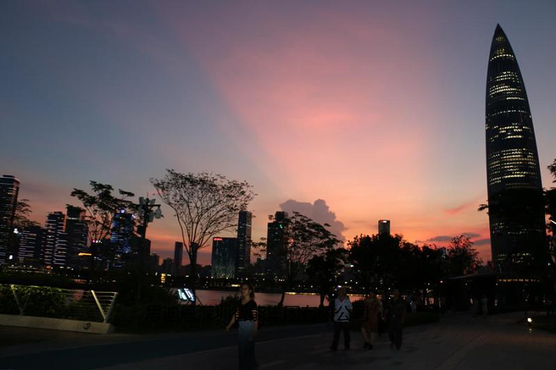思迪恩公司在城市景观亮化照明设计时光的强度控制基本原则-2