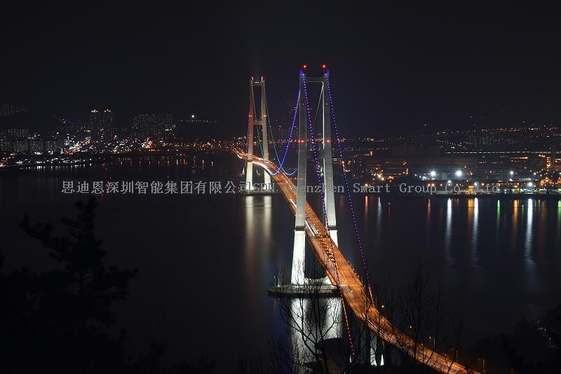 景区亮化工程商思迪恩简述城市照明总体规划要展现城市特色(续1)