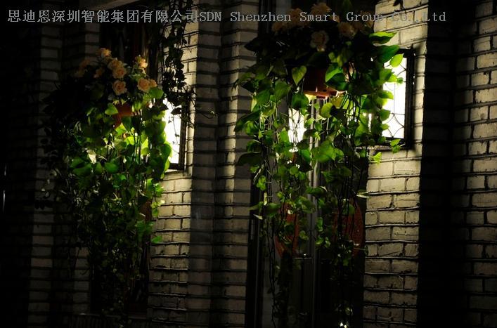 古村夜游亮化工程商思迪恩简述选择合适的照明控制方式