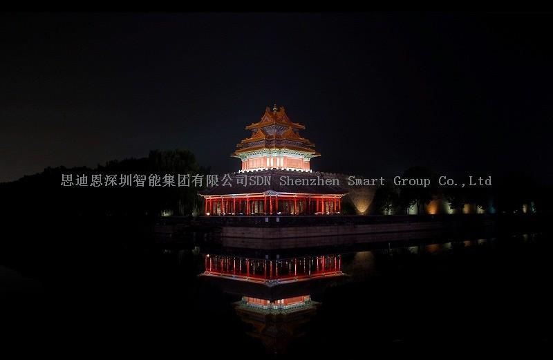 夜游照明亮化工程商-思迪恩简述城市规划类建筑类经济类资料的收集