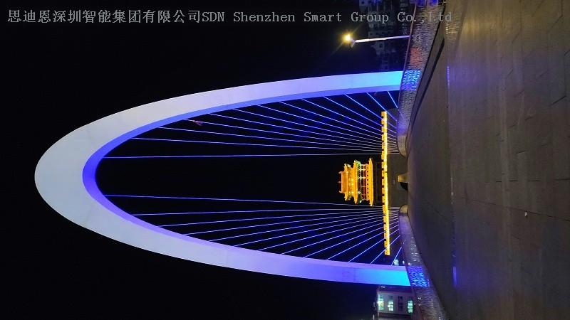 街区夜游亮化商-思迪恩简述城市功能照明设计优化之选用照明装置