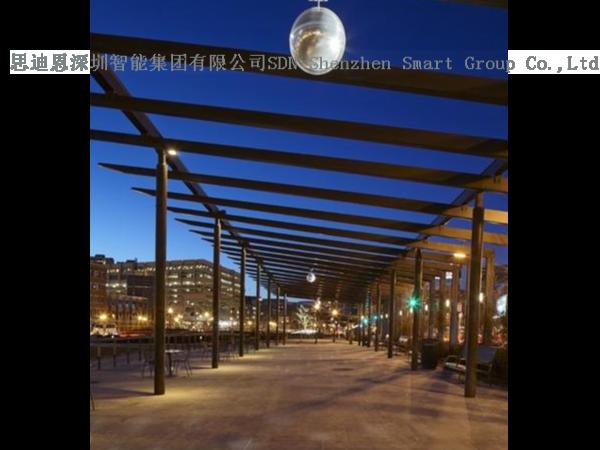 山水夜游亮化工程思迪恩简述照明控制系统交底之照明控制的类型(续)
