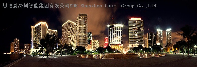 乐园夜游亮化商-思迪恩简述城市景观照明优化的原则