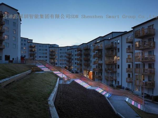 水系夜游亮化工程-思迪恩简述航站楼建筑及照明之旅客对照明需求