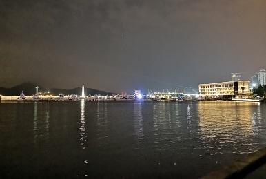 思迪恩工业码头照明亮化
