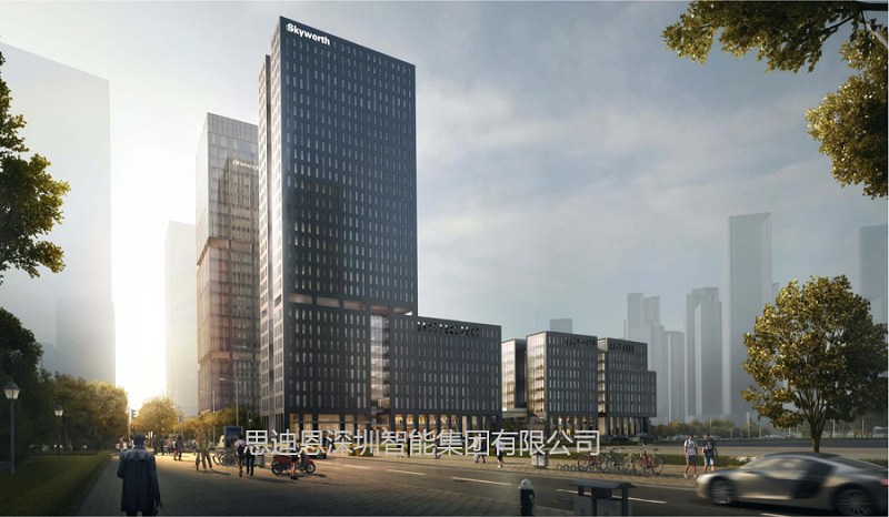 景观照明总体规划之突出城市结构--线