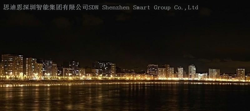 小镇夜游亮化商-思迪恩简述城市景观照明优化的原则(续)