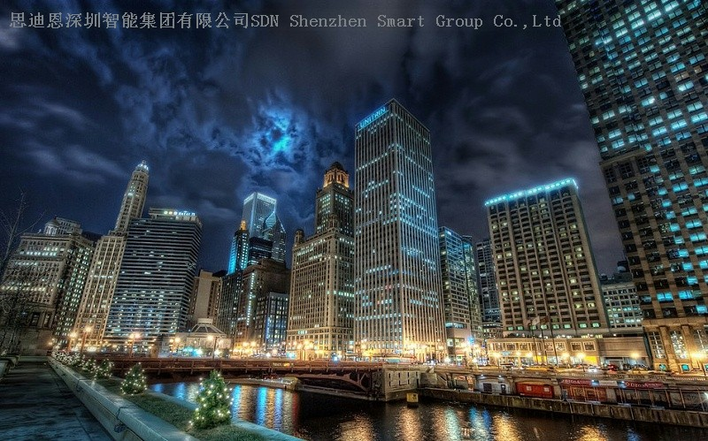 公园夜游亮化商思迪恩简述休闲娱乐广场景观照明设计注意事项