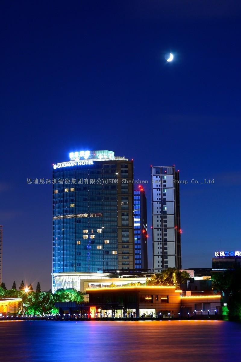 商圈夜游亮化--思迪恩简述室外场所功能照明设计之照明方式